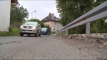Kierowca potrącił kobietę, a potem uciekł. Policja poszukuje sprawcy wypadku