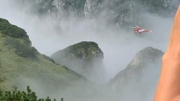 Wszystkie poszukiwane osoby po burzach w Tatrach są bezpieczne