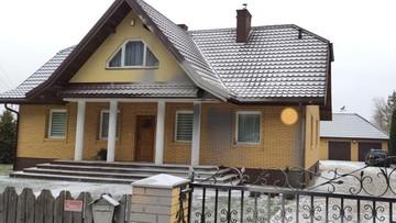 Atak na komendanta Straży Leśnej. Ktoś pomalował mu dom na szaro [WIDEO]