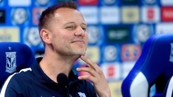 Lech Poznań ma nowego dyrektora sportowego i szefa skautingu