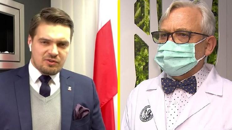 Michał Wypij i Wojciech Maksymowicz grożą, że opuszczą klub PiS. W tle pieniądze dla Warmii i Mazur