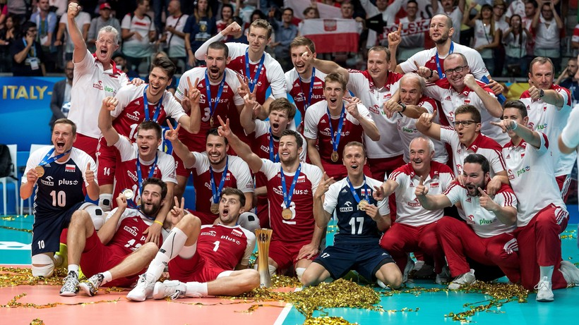 MŚ siatkarzy 2022: Wyniki losowania. Z kim zagrają Polacy?
