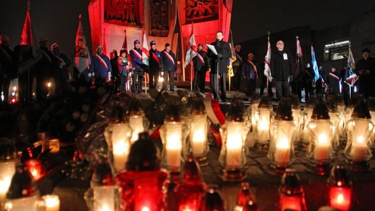 W Gdańsku uczczono pamięć poległych stoczniowców