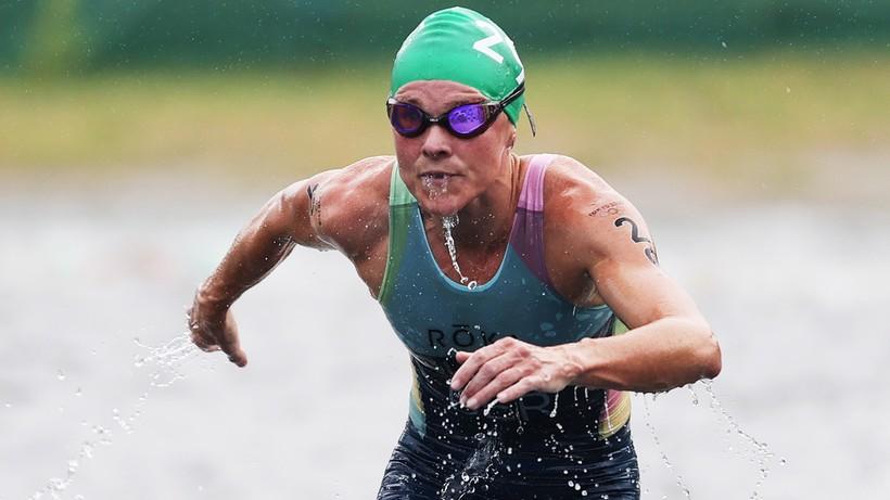 Tokio 2020: Pierwsze złoto dla Bermudów! Flora Duffy najlepsza w triathlonie