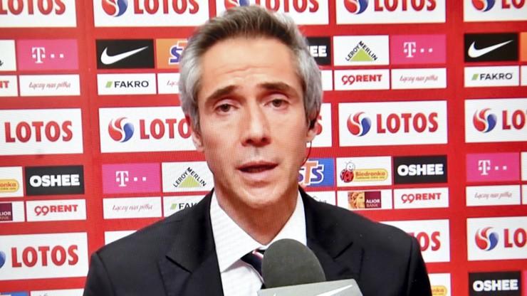 Paulo Sousa: Dostałem wolną rękę przy wyborze sztabu
