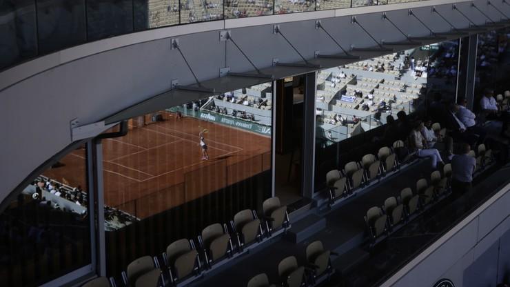 Roland Garros: Maks Kaśnikowski i Aleksander Orlikowski odpadli z juniorskiego turnieju debla