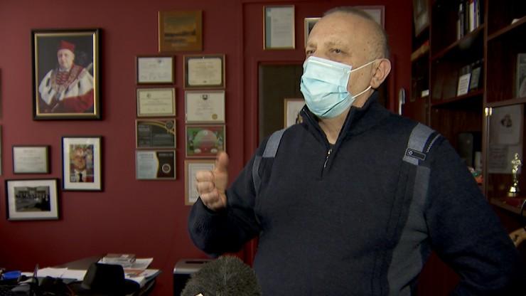 Prof. Janusz Moryś odwołany. Dymisja w GUMed po doniesieniach Interii
