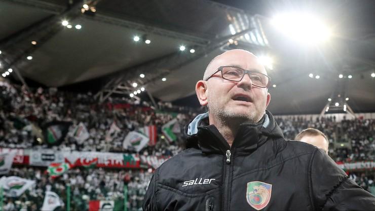 Trener Miedzi Legnica: Nie jesteśmy pewniakami
