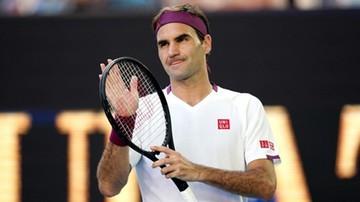 Federer przekazał milion franków najbardziej potrzebującym rodzinom