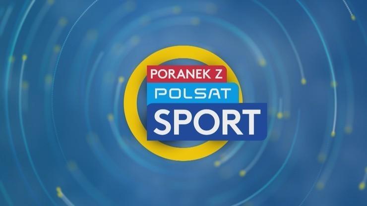 Poranek z Polsatem Sport: O wznowieniu piłkarskich rozgrywek i tenisie