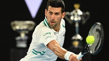 Australian Open: Novak Djoković - Daniił Miedwiediew. Relacja na żywo