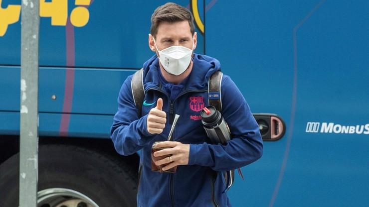Copa America: Gest Lionela Messiego w podziękowaniu za chińskie szczepionki