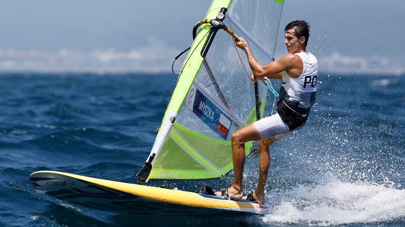 Tokio 2020: Piotr Myszka czwarty przed wyścigiem medalowym