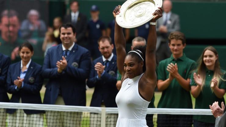 22. wielkoszlemowy tytuł Sereny Williams