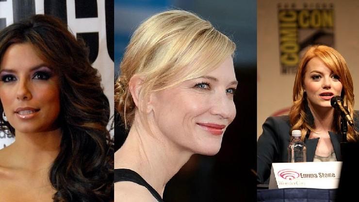 Kobiety w Hollywood przeciw molestowaniu. Na pomoc prawną dla ofiar zbierają m.in. Blanchett, Longoria i Stone