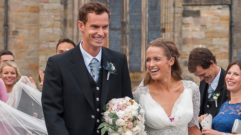 Andy Murray prosi o pomoc w odzyskaniu... obrączki (WIDEO)