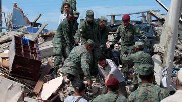 233 ofiary śmiertelne trzęsienia ziemi w Ekwadorze