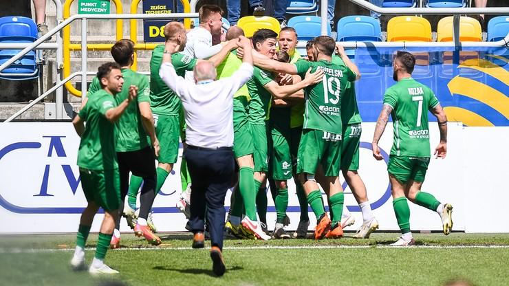 Ostatnia kolejka Fortuna 1 Ligi: Jakie mecze w TV? Plan transmisji
