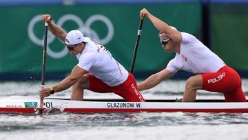 Tokio 2020: Kanadyjkarze Wiktor Głazunow i Tomasz Barniak w finale C2 1000 m