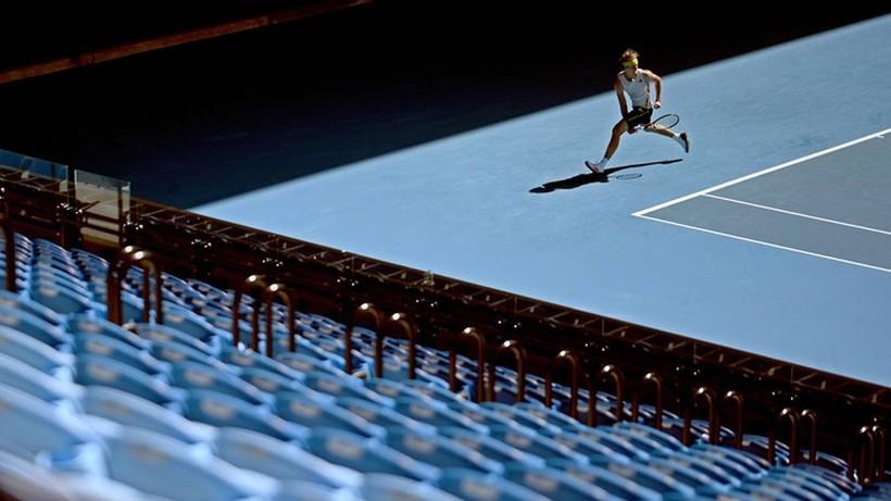 US Open: Na trybunach tylko zaszczepieni kibice