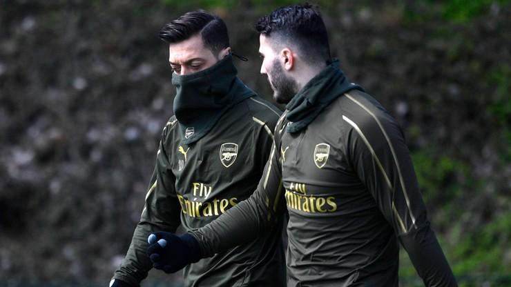 Piłkarze Arsenalu pośrodku wojny gangów! Są pod całodobową ochroną
