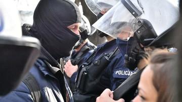 Prawie 300 wylegitymowanych, 11 zatrzymanych. Protest w czasie rocznicy katastrofy smoleńskiej