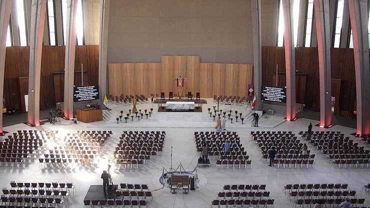 Msza św. ze Świątyni Opatrzności Bożej
