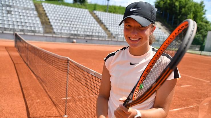 French Open: Świątek i McNally najlepsze w juniorskim turnieju debla!