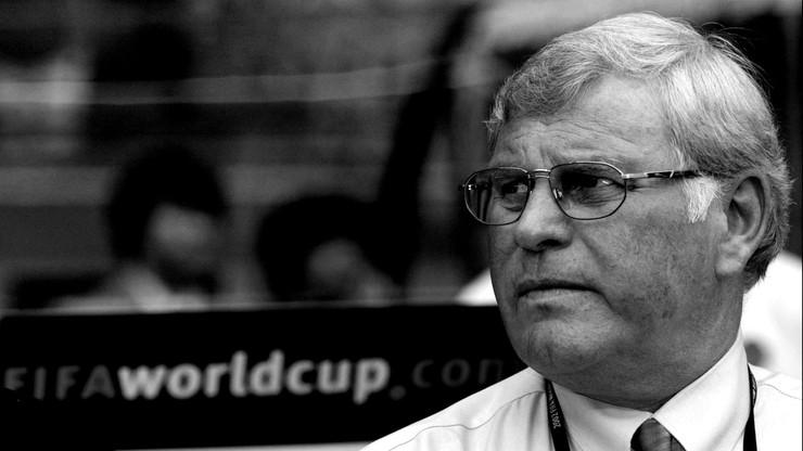 Zmarł były selekcjoner reprezentacji Belgii