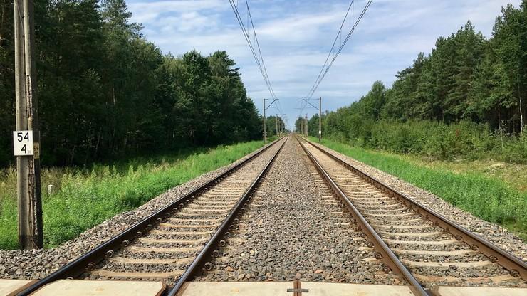 Tragedia na torach w Zielonej Górze. 14-latka potrącona przez pociąg