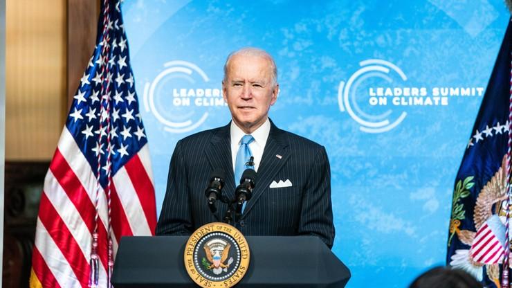 Szczyt klimatyczny. Biden wzywa do współpracy w przejściu na czystą energię