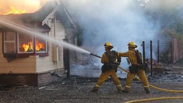 Wielki pożar w Kalifornii. Już 83 tys. osób zmuszonych do ewakuacji