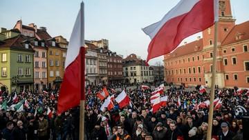 """Manifestacje przeciwko imigrantom. W Warszawie pod hasłem """"przeciw islamizacji Europy"""""""