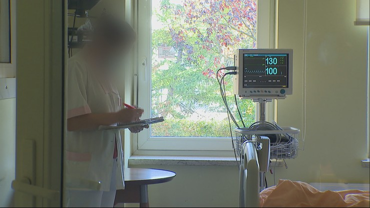 """Nowe regulacje ws. wymaganej liczby pielęgniarek na oddziałach. """"Łatwiej jest zlikwidować łóżka"""""""
