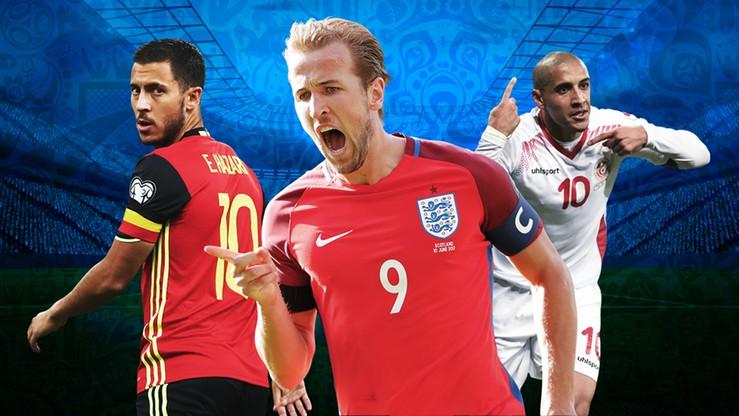 MŚ 2018: Grupa G. Belgia, Panama, Tunezja, Anglia