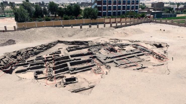 Egipt: odkryto prawdopodobnie najstarszy na świecie browar