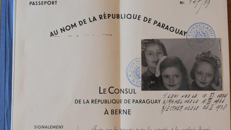 Paszporty, które ratowały życie. Po blisko 75 latach Polska odzyskała tzw. Archiwum Eissa