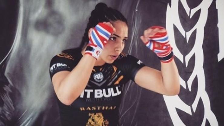 UFC Fight Night: Lipski przegrała w debiucie. Weteranka dała lekcję