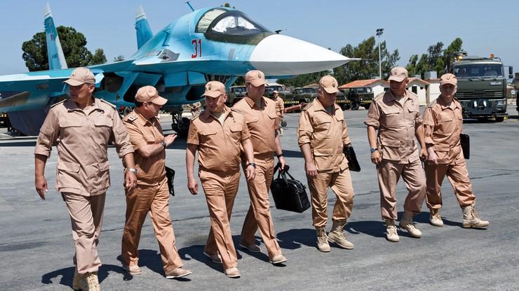 Human Rights Watch: Rosjanie prawdopodobnie używają w Syrii zakazanej broni