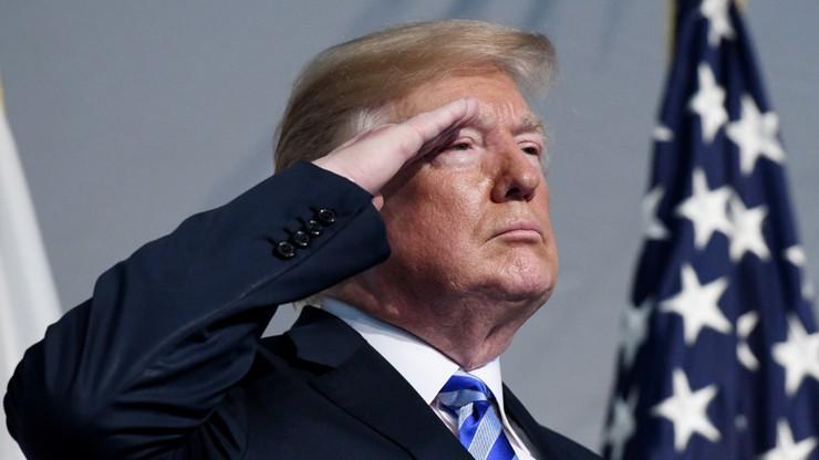 """""""Trump mógłby ułaskawić sam siebie; to zgodne z amerykańską konstytucją"""""""
