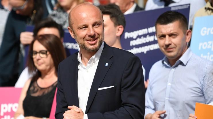 Wybory w Rzeszowie. Konrad Fijołek: możemy otworzyć nową epokę w historii naszego miasta