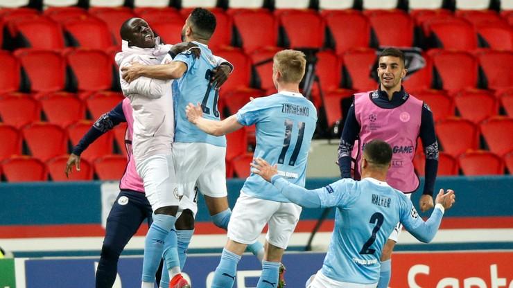 Manchester City w finale Ligi Mistrzów! Riyad Mahrez katem PSG