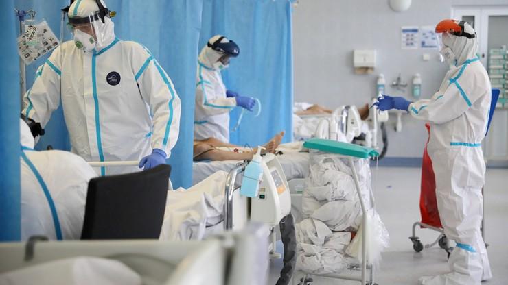 Ponad 100 nowych przypadków zakażenia koronawirusem. MZ poinformowało o kolejnych zgonach
