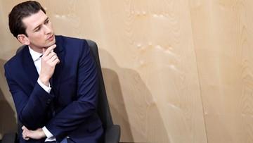 Parlament wyraził wotum nieufności dla rządu kanclerza Austrii Sebastiana Kurza