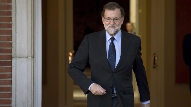 Hiszpański rząd: premier Katalonii musi respektować prawo