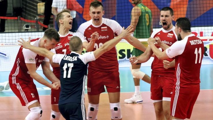 Liga Narodów: USA - Polska. Transmisja w Polsacie Sport
