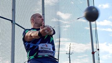 Tokio 2020: Wojciech Nowicki w finale po pierwszym rzucie