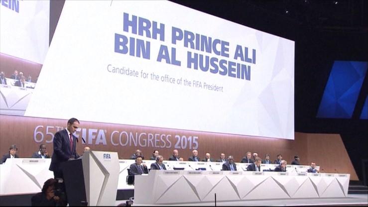 """Jordański książę znowu chce rządzić FIFA. """"Kryzys to szansa na zmiany"""""""