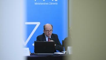 Minister zdrowia: w Starachowicach nie było błędu medycznego, zabrakło empatii