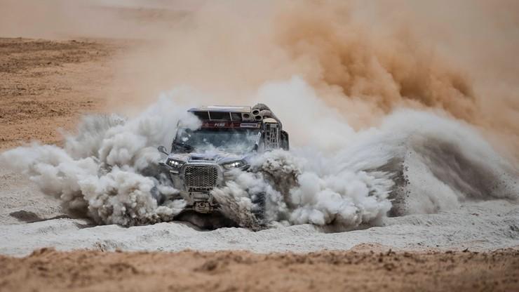 Rajd Dakar: Domżała i Marton wygrali piąty etap
